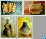 1996 Treasures-Prehistoric Art (MAL 249)