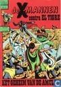 Strips - Hulk - het geheim van het amulet