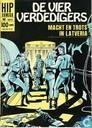 Strips - Fantastic Four - Macht en trots in Latveria