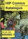 HIP comics katalogus