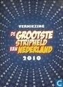 Verkiezing De grootste stripheld van Nederland 2010