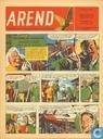 Bandes dessinées - Arend (magazine) - Jaargang 10 nummer 7