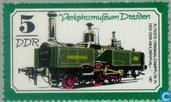 Spoorwegen DDR. Verkeersmuseum Dresden