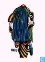 Albumplaatjes - Topps - Iris