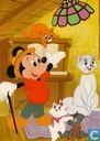 Mickey en de Aristocats