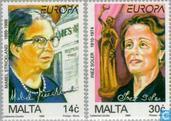 Europa - Beroemde vrouwen