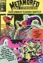 Comic Books - Bovennatuurlijke zwendelaar, De - Daar komen de vliegende schotels