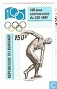 100 years of Olympic Committee