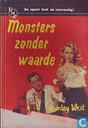 Monsters zonder waarde