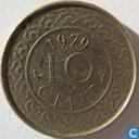 Suriname 10 Cent 1979