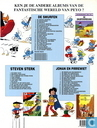 Comic Books - Smurfs, The - Alles smurft vanzelf