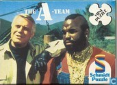 The A-team mini puzzel