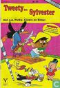 Bandes dessinées - Tweety en Sylvester - een tomeloze wedloop