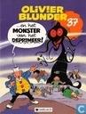 Strips - Olivier Blunder - Olivier Blunder ...en het monster van het Deprimeer!
