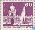 Aufbau in der  DDR
