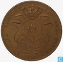 Belgique 5 centimes 1853