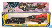 Most valuable item - Batmobile & Batboat on trailer