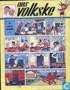 Bandes dessinées - Ons Volkske (tijdschrift) - 1958 nummer  50