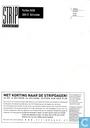 Bandes dessinées - Stripschrift (tijdschrift) - Stripschrift 354