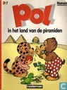 Comic Books - Barnaby Bear - Pol in het land van de piramiden
