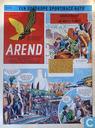 Bandes dessinées - Arend (magazine) - Jaargang 6 nummer 50