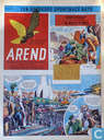 Comic Books - Arend (tijdschrift) - Jaargang 6 nummer 50