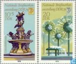 Postzegeltentoonstelling DDR