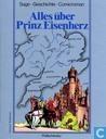 Alles über Prinz Eisenherz - Sage-Geschichte-Comic-Roman