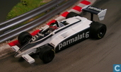 Model cars - Quartzo - Brabham BT49C - Ford