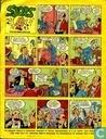Strips - Sjors van de Rebellenclub (tijdschrift) - 1963 nummer  22
