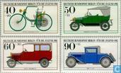 Historische auto's