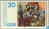 Int. Stamp Exhibition JUNIOR SOZPHILEX