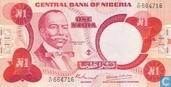 Nigeria 1 Naira
