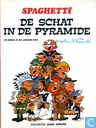 Comic Books - Spaghetti [Attanasio] - De schat in de pyramide