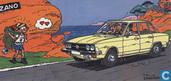 Ansichtkaart Volkswagen K70