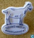 Zeeuws Meisje Margarine (geit) [blauw]