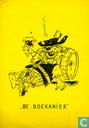 De Boekanier (Piraat drinkend)