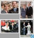 1999-Prince-Édouard et Sophie Rhys-Jones mariage (GIB 220)
