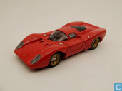 Ferrari 312 P Coupé 'Prova'