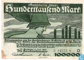 Mönchengladbach 100.000 Mark