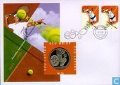Postage Stamps - Netherlands [NLD] - Could. Ned. Lawn Tennis bond