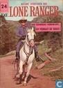 Strips - Lone Ranger - Een generaal verdwijnt ... en verrast de Sioux !