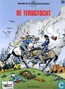 Bandes dessinées - Timour - Images de l'histoires du monde - De terugtocht