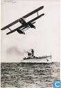 Fokker C-XI W met Hr.Ms. Tromp