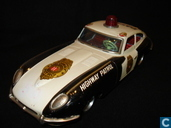 Jaguar E-type 'Highway Patrol'