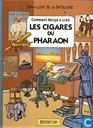 Les cigares du Pharaon - Comment Hergé a créé