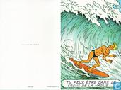 Tu peux être dans le creux de la vague...