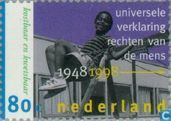 Postage Stamps - Netherlands [NLD] - Human Rights