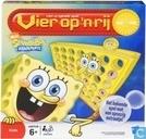 Vier op 'n rij Spongebob Squarepants