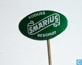 Biscuits Biscuit Smarius [verte]